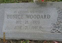 Eunice Woodard (1900-1997) - Find A Grave Memorial