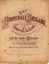 Stonewall Jackson Quotes Best Stonewall Jackson Wikiwand