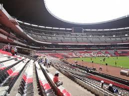 Estadio Azteca Seating Chart Estadio Azteca Mexico City The Stadium Guide