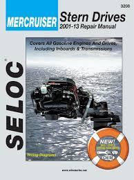mercruiser sterndrives service manuals