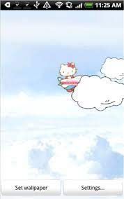 Hello Kitty Live Wallpaper For Android ...