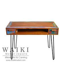 iron industrial furniture. Produsen Mebel Kayu Besi Industrial Furniture Metal Iron Wood Jepara,meja Kerja Rustic C