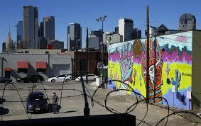 Deep Into Ellum Street-art Paradise Dallas Turn Helped How Artists A Developer