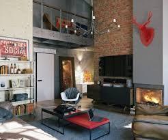 interior industrial design ideas home. 3 Stylish Industrial Inspired Loft Interiors Interior Design Ideas Home S