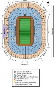 University Of Notre Dame Football Stadium Seating Chart Notre Dame Fighting Irish Tickets For Sale Schedules And