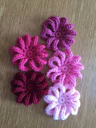 Crochet Flowers Patterns Simple 48 Easy And Simple Free Crochet Flower Patterns And Tutorials