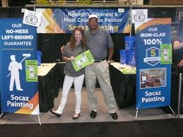 marketing for painting contractors at trade home shows