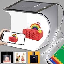 <b>Portable Mini Photo</b> Studio Lighting Box, <b>Photo</b> Studio Shooting Tent ...