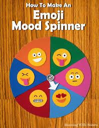 Spinner Chart Emoji Spinner Pinterest Running With Sisters