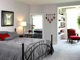 Red Black And Grey Bedroom Bedroom Bedroom Comely Grey Red Black And White Teenage Bedroom
