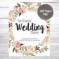 Printable Wedding Planner Printable Wedding Planner Diy Wedding Planner Diy Wedding