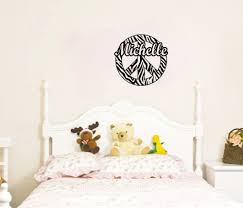 Peace Sign Bedroom Compare Prices On Zebra Peace Sign Online Shopping Buy Low Price