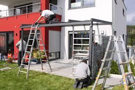 Terrassenüberdachung Haustüren Fenster Vordächer Liebergleich