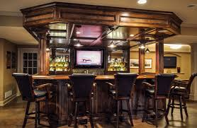 basement bar lighting. Interior:Cool Wall Bar Lighting Ideas Together With Cute Diy Home Also Grey Basement (