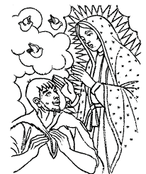 Virgen De Guadalupe Drawing At Free For Personal