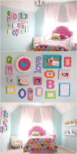 painting ideas for kids roombedroom  Appealing Coolcolorful Toddler Room Girl Toddler Room