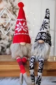 Christmas Gnome Pattern Best Decorating Design