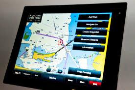 Miami Boat Shows New Chartplotters All At Sea