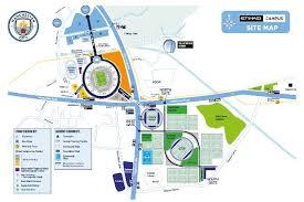 Visiting Manchester Citys Academy Stadium