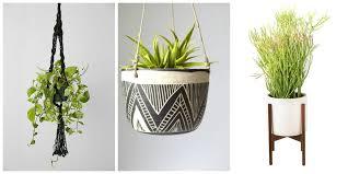cool indoor hanging planter ceramic stjosephsyouth org unique uk australium canada diy drainage target home depot