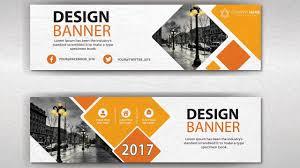 Designing Large Banners In Illustrator Illustrator Tutorial Business Banner Design