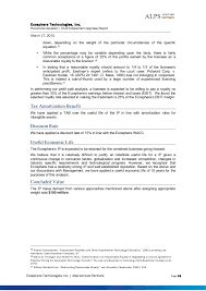 Sample Business Valuation Engagement Letter Expert Snapshoot ...