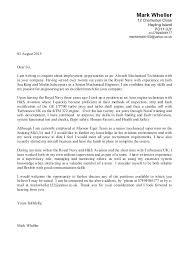 Mechanic Resume Cover Letter Aviation Cover Letters Resume Mechanic