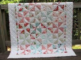 Bliss Pinwheel Baby quilt | Pattern by Jodi at Moda Bake Sho… | Flickr & ... Bliss Pinwheel Baby quilt | by libbydillard Adamdwight.com