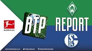 Dieser pinnwand folgen 528 nutzer auf pinterest. Werder Bremen Schalke 04 Werder S Strategy On The Wings Beats Schalke S Kick And Rush Football 4 2 Between The Posts