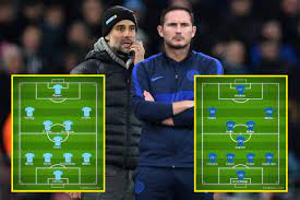 How Man City and Chelsea could line up as Pep Guardiola's men seek to end  Blues' away winning streak