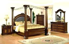 Key Town Bedroom Set Canopy Bed Sets King Marvelous Review Home ...