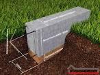 Как сделать правильно фундамент для дома из пеноблоков