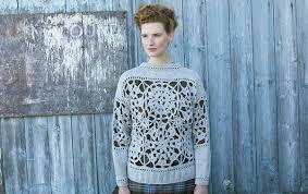 Crochet Garment Design Winter Crochet