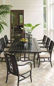 luxurypatio modern rattan tommy bahama outdoor furniture. Tropical Outdoor Dining Space With Tommy Bahama Living Furniture. Luxurypatio Modern Rattan Furniture