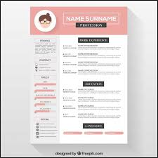 Creative Resume Templates Free Download Best Of Best Free Resume