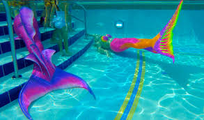 Small Picture Mermaid Pool Parties Specialty VIP Events Mermaid Events Live