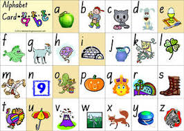 Alphabet Card Alphabet Letter Cards Lowercase Letters Abc Teaching Resources