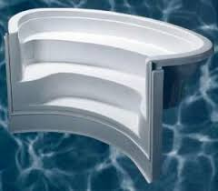 What Are The Benefits Of Inground Swimming Pool Steps LinerWorld