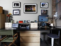 Decorate Office Desk Office 5 Home Office Desk Decorating Ideas For Work Trend