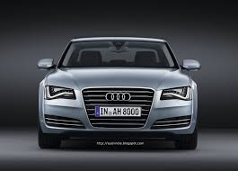 2012 / 2013 Audi A8 Hybrid 2.0T - Technical Specifications ...