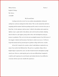 006 How To Write Thesistatement For Personal Narrative Essay