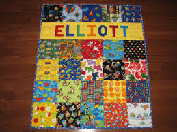 Personalized Baby Quilt, I Spy Quilt with Name, Boy or Girl ... & Personalized Baby Quilt, I Spy Quilt with Name, Boy or Girl, Colorful baby Adamdwight.com