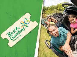 busch gardens tickets. Enjoy One Visit To Busch Gardens Tampa Bay Tickets A