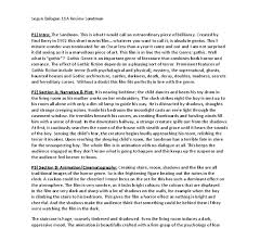 analysis essay examples visual analysis essay examples