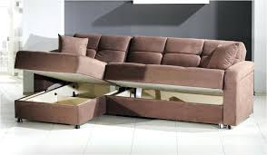 storage sectional sleeper sofa with sectional and pillows leather convertible chaise storage sleeper storage sectional with