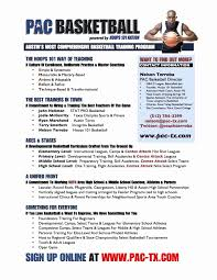 Athletic Resume Template Best Of Coaching Resume Samples