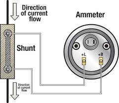 ammeter wiring diagram wiring diagram ammeter gauge diagram schema wiring diagramstroubleshooting boat gauges and meters boatus magazine deere ammeter gauge ammeter
