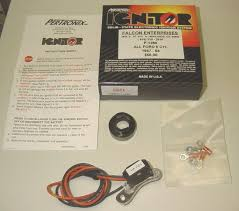 pertronix electronic ignition installation for ford falcon six pertronix 1266 kit contents
