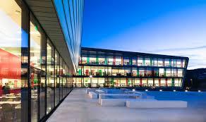 Norway Design School Architizer Nordahl Grieg High School Public Buildings
