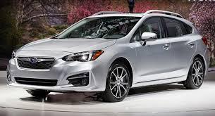 2018 subaru impreza wagon.  2018 subaru lifts the veil off new impreza hatchback and sedan wvideo to 2018 subaru impreza wagon